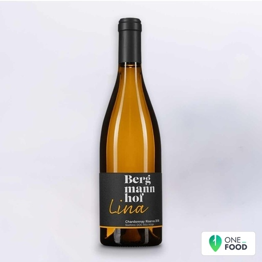 Bergmannhof Chardonnay Riserva Sudtirol Doc Lina 2018